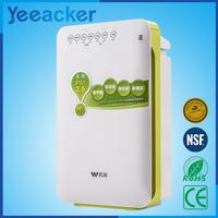 Portable hepa nano filter air purifier Safty installation for plasma sterilizer
