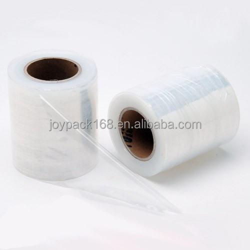 cheap packaging shrinkable custom adhesive pe stretch film
