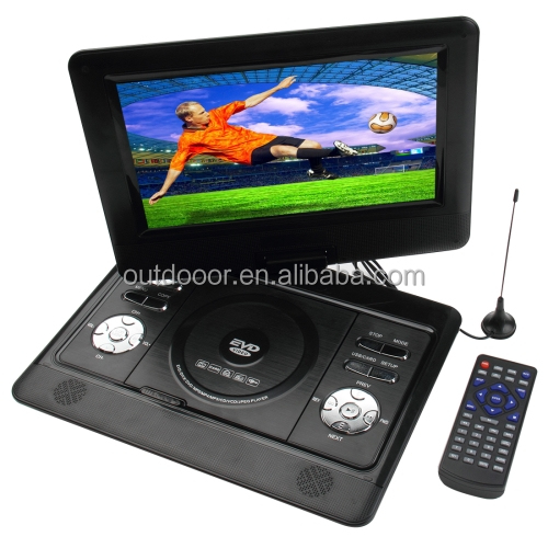 10 inch TFT LCD Screen Digital Multimedia Portable DVD