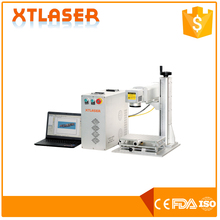 Fiber laser cable 20w ring laser engraving machine jewelry cutting machine