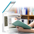 2015 newest 1.8w 1600mAh useful solar eye protecting led desk lamp with magic light