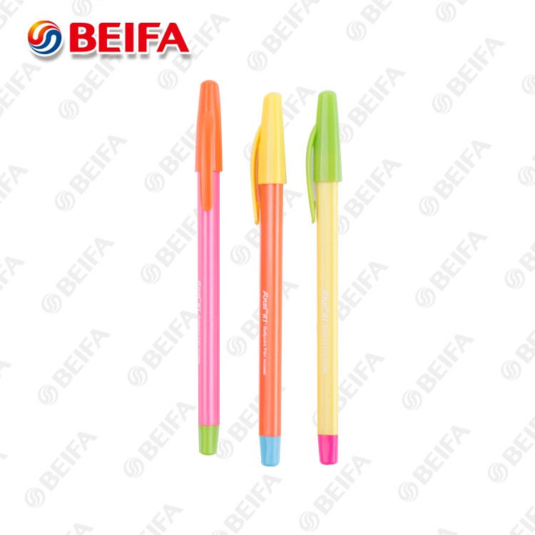 top quality customized promotional plastic ball pen,plastic promotional pen,ball pen