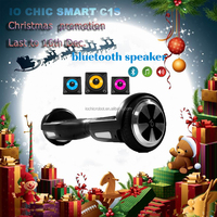 Two Wheels Self Balancing Electric Scooter Smart Future Personal Transporter Self Balance Skateboard