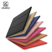 unbreakable protective soft edges tablet explosion proof leather cover case for new ipad air2 ipad5 with stand