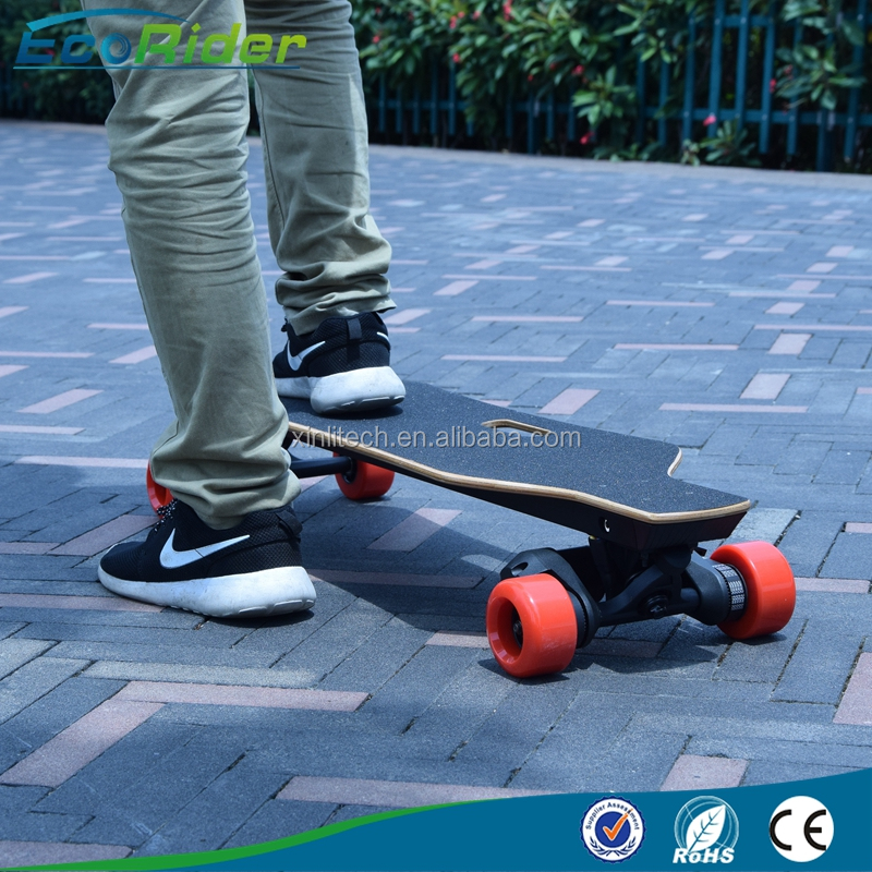1200w brushless motor best boosted electric skateboard from Xinli escooter