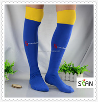 2016 new sport compression sock long soccer for men tights Running football basketball athletic knee high