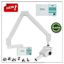 CE certified JYF-10B wall mounted ray x dental unit