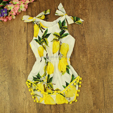 Factory price baby clothing girls clothes kids romper