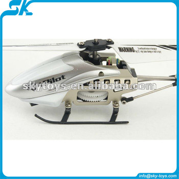R/C 3CH Metal Helicopter with Gyro Iphone/IPod/IPad Control 3 Channel R/C Helicopter /SH 6025I Mini Remote Control i Helicopter