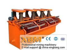 South Africa Buyers Hot Zinc/ Chrome/ Nickel ore Air Flotation Machine in Mineral separation