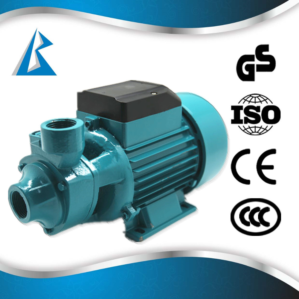Bodao 2015 0.5hp brass impeller electric best quality peripheral 220v low flow small water pump