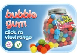 Sour Bubble Gum Balls