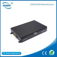 Total rms 280w type class ab compact car audio amplifier 4 channel with good review