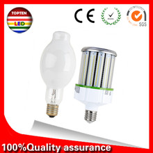 160lm/w UL corn led retrofit kits DLC 347V led corn lamps HID LED replacement HID/post top/wall pack/high bay