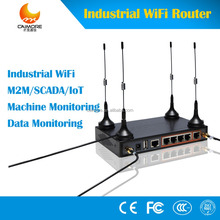 M2M IOT industrial UMTS Router 3G and Wire Switchover backup For Remote ATM Network Monitoring System