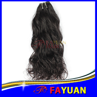 Beauty brazilian and indian human loose wave cinderella hair extensions
