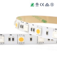 Hot sales RGB+W 5050 color changing led strip light wholesale