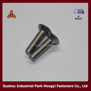DIN7991 Hex Socket Countersunk Head Decorative Screw Covers