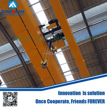 European style double beam overhead crane for sale