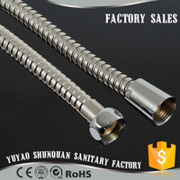 Factory Sale OEM 1.5m Stainless Steel Flexible Hand Mixer Shower Head Hose