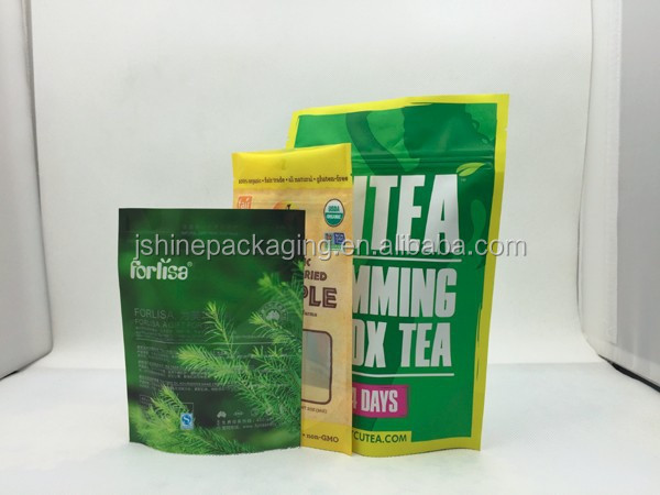 customized plastic commercial food packaging