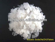 Caustic Soda Flakes Industry Grade 99% Purity