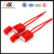 Red Waterproof In-line Auto Ceramic Fuse Holder Shipping from China