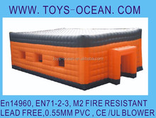 inflatable cube tent for sale /inflatable bubble tent/large inflatable tent