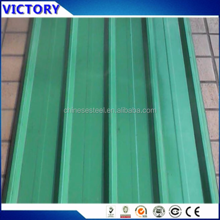 ppgi long span roofing sheet from Binzhou
