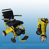 EU Standard Aluminum Power Wheel Chair for Invalid People