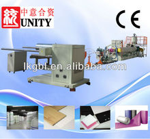 TY-EPE170 NEW EPE Foam/film Sheet Plastic Extrusion Line