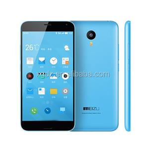 "NEW Meizu M2 Note 16GB 4G LTE Mobile Phone 5.5"" 1920X1080P MTK6753 Octa Core 2GB RAM optional"