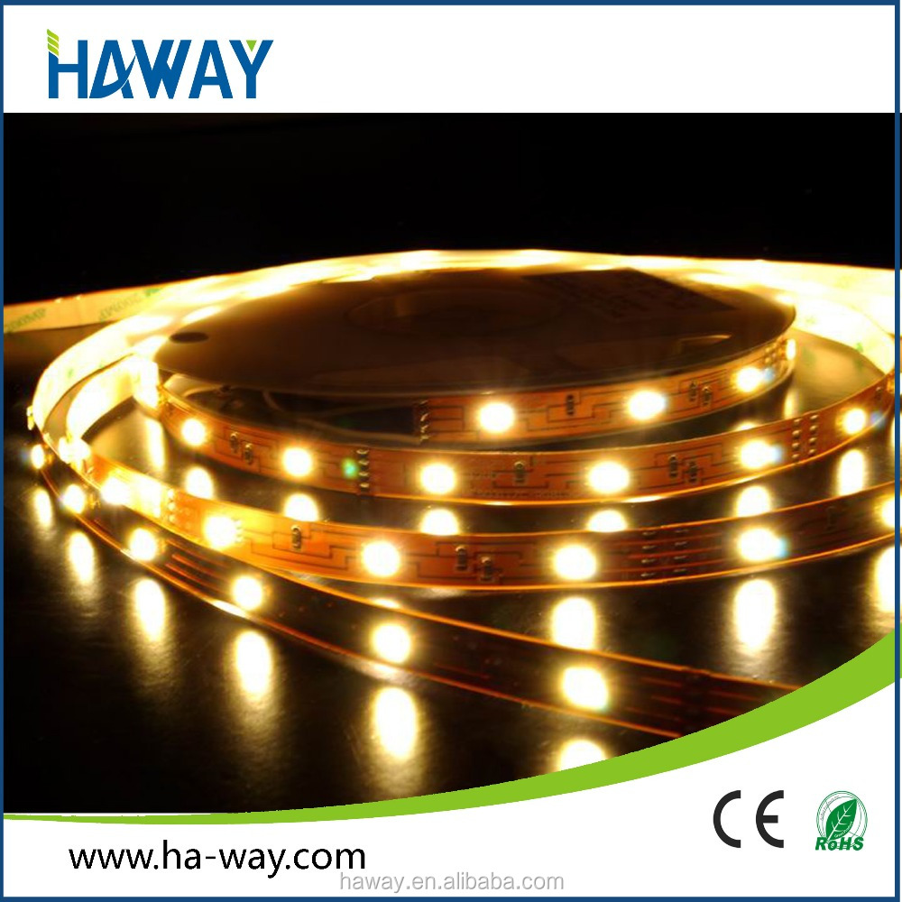 Underwater LED Strip Light Ip68 Flexible SMD5050 30 leds/M CE RoHS