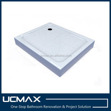 Hote sales cheap shower tray with custom size