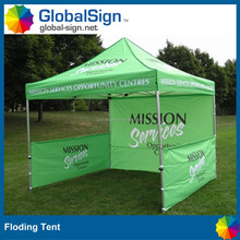 custom printed display portable pop up canopy tent