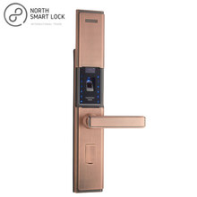 Perfect Digital Fingerprint With Smart Lock For Door