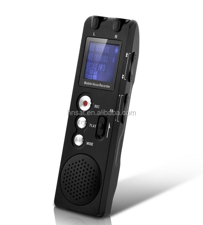 8gb Bluetooth Voice And Call Recorder For Mobile Phones With Noise ...
