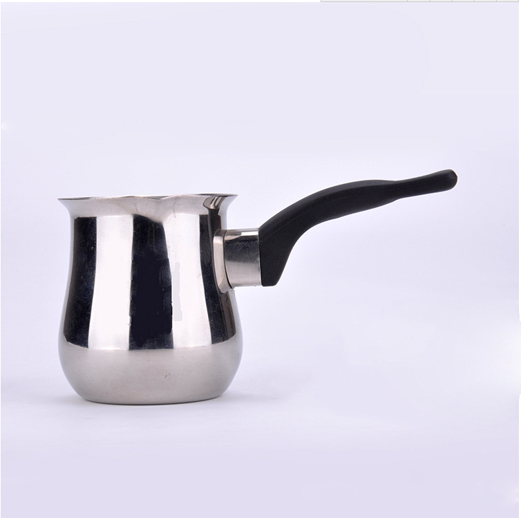 Lihong stainless steel Turkish warmer / milk butter warmer /coffee warmer