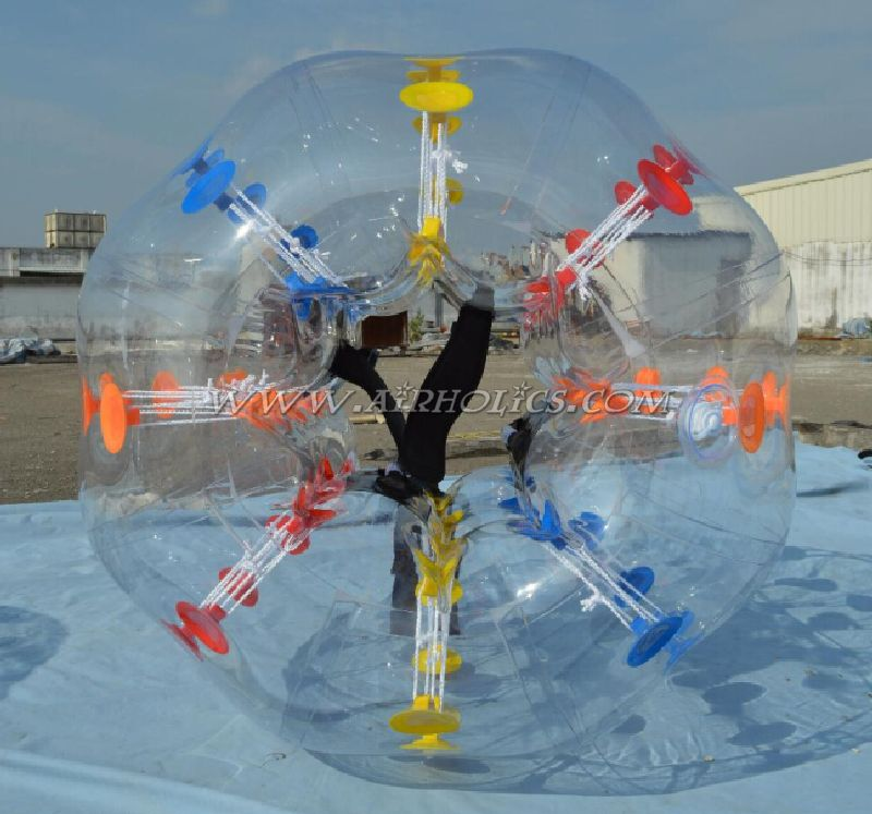 2017 Good quality Commercial Used Inflatable Water Roller Ball Loopy Zorb Ball for both Adults
