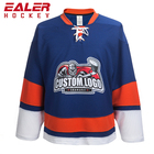 design your own team logo ice hockey jersey sublimated