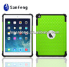 Twinkling 3 in 1 Diamond Defender Case For ipad Air PC Silicone Combo Case