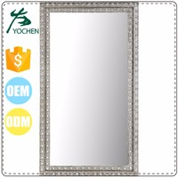 factory direct price square shape full body mirror
