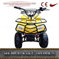 Hot selling brand new atv quad 4x4