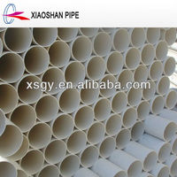 Plastic toilet waste tube
