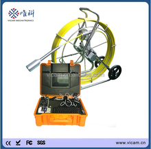 700TVL Color CCD waterproof ip68 video drain pipe inspection camera