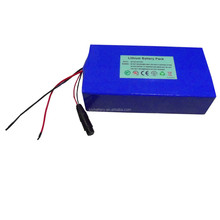 48v 15Ah power Li ion battery pack high capacity lithium ion battery for electric scooter
