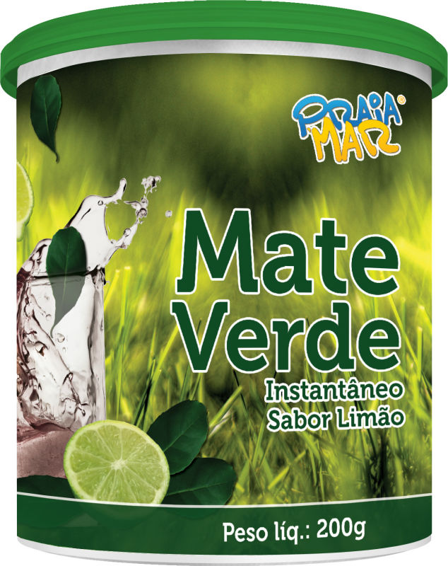 Yerba Mate Instant Tea (Green leaf)