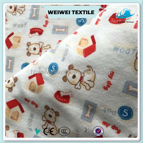 Alibaba China factory price 100% cotton 30*30 38*56 fabric for Babyland washable Baby cloth diapers