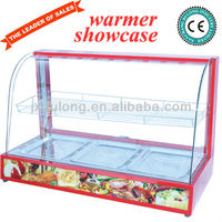 2013 hot sale CE approved wholesale price hot food display warmers