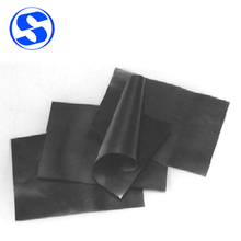 Thin Flexible Synthetic Graphite Sheet with High Thermal Conductivity